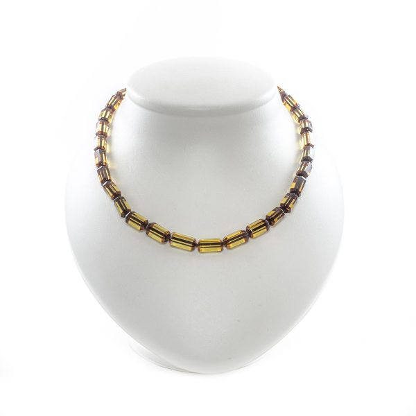 lemon amber necklace sonata