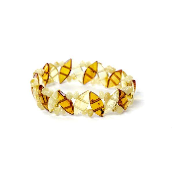 Bright Amber Bracelet