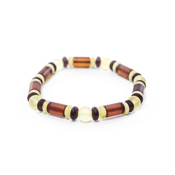 Men's Amber Bracelet