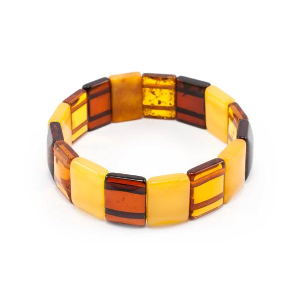 Stylish Amber Bracelet
