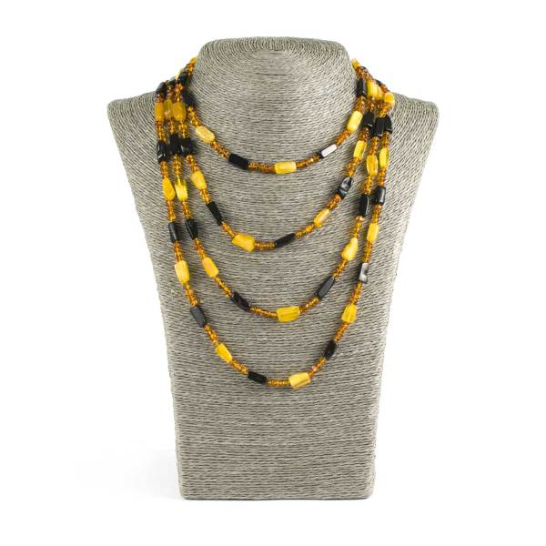 Multipurpose Natural Baltic Amber Necklace