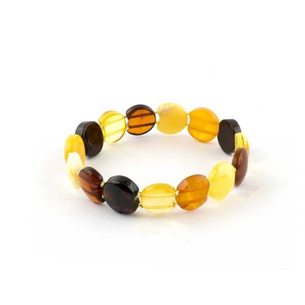 Multicolor Moon Bracelet