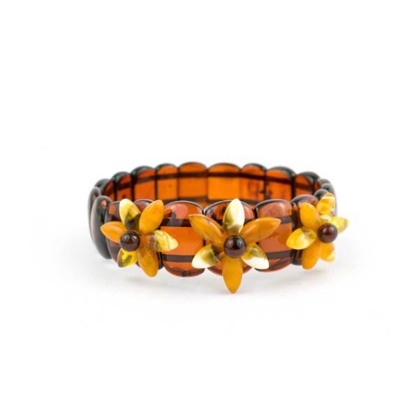 Cherry Amber Bracelet