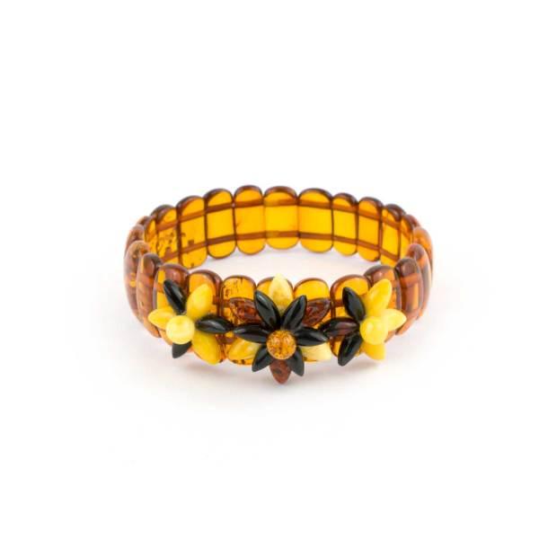 Amber Strech Bracelet