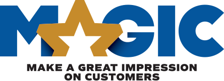 MAGIC - Make A Great Impression logo