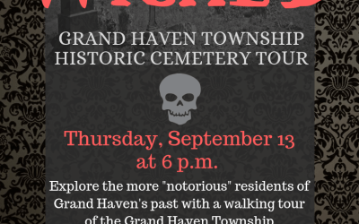 """2018 """"Wicked"""" Cemetery Tours"""
