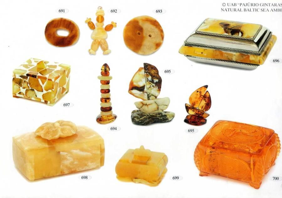 691-700 bernstein souvenirs