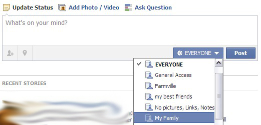 Facebook fixes: Lists vs Groups (2/4)