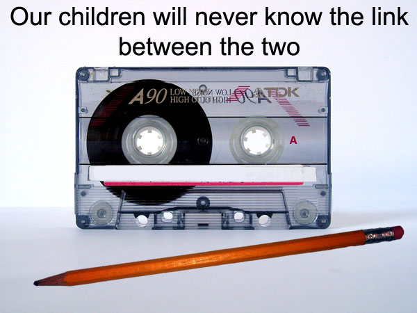 Things the current generation doesn't know about (1/2)
