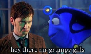 grumpy gills