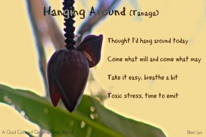 hanging-around