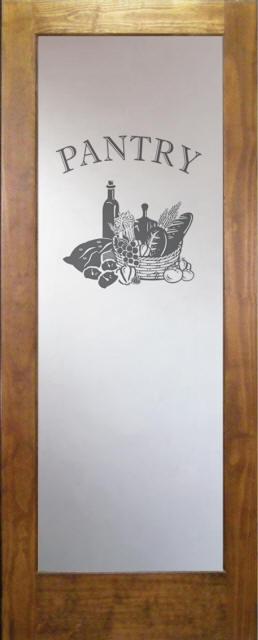 Pantry II Style Doors Glass Pantry Door Kitchen Pantry