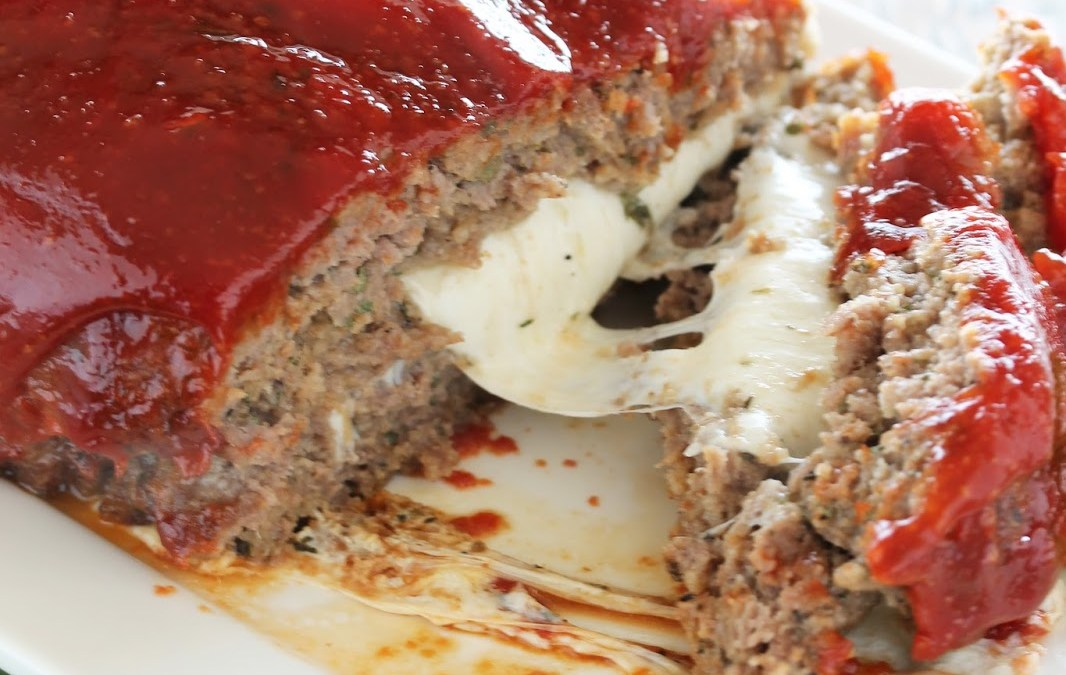 Bruschetta Meatloaf