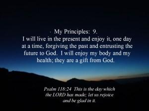 Principles 9