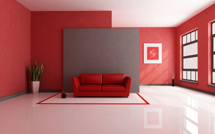 Creativity - Modern Living Room