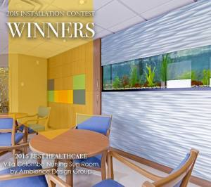 A Closer Look at Our Award Winning Space for the Aging
