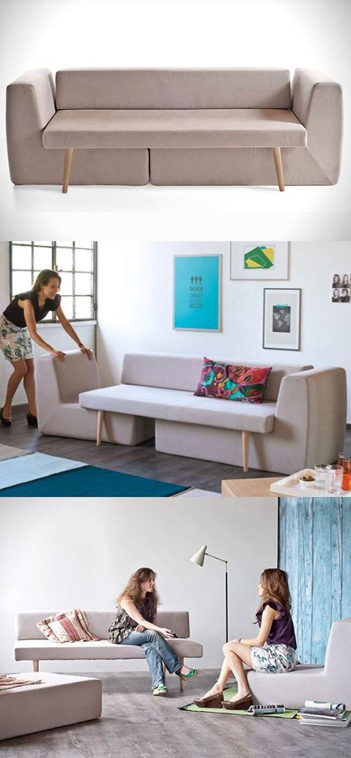 Modular Furniture 2016 Interior Design Trend