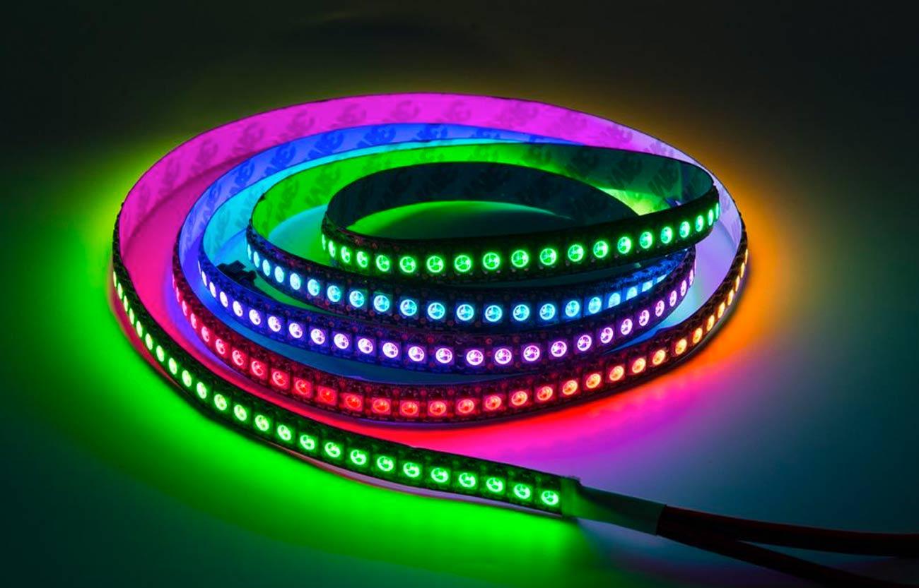 led tape ribbon lighting solutions