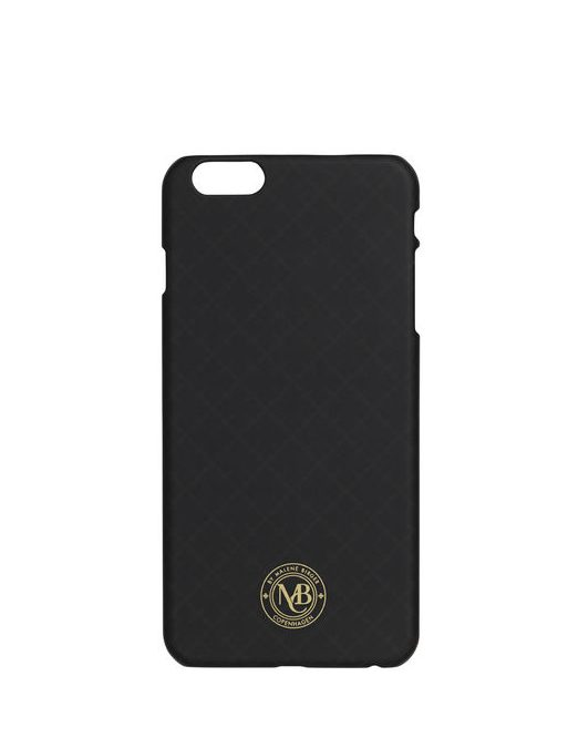 Brunmønstret IPhone cover By malene Birger 56377046 pamsy 6+