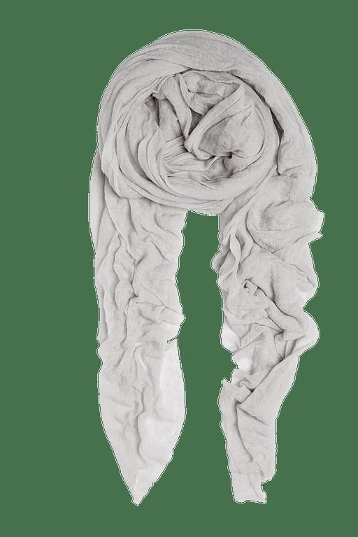 Winter white Luxury Natura Cashmere - luxury Fantastisk skjerf i 100% cashmere med rå kant. Str.160x160cm Made in Italy
