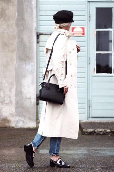 Sort 'tiny shopper' Decadent Copenhagen - 592 Adele tiny shopper