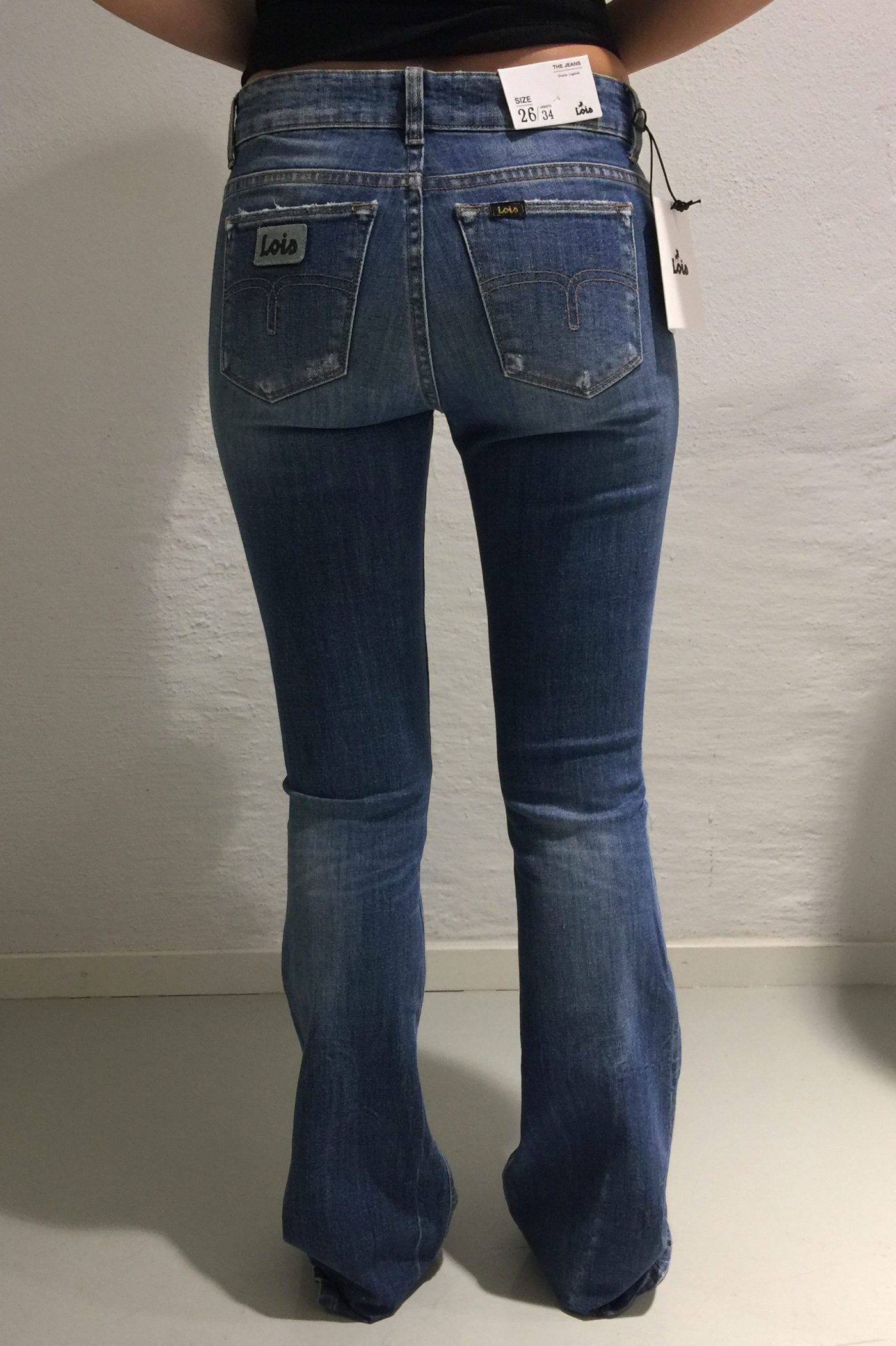 Flare jeans Lois - Melrose-r sonor stone L32 / 2096-5412