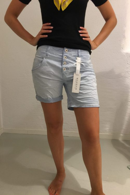 Lyseblå shorts Bianco Jeans - 1117334