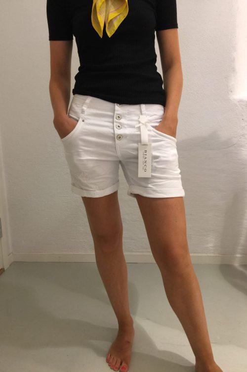 Hvit shorts Bianco Jeans