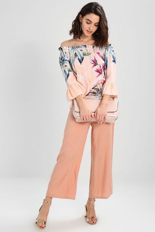 Off shoulder bluse med volanger Mos Mosh - 121620 penelope fleur blouse