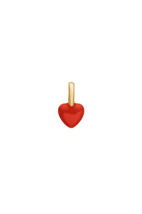 Anheng 'charm love' Enamel Copenhagen - charm love