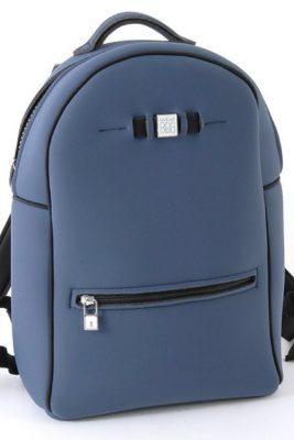Blå 'Zaino' ryggsekk Save My Bag - zaino