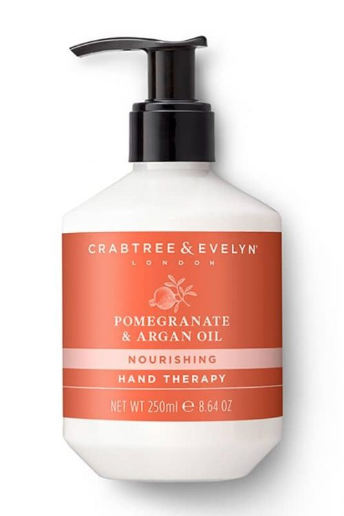 Pomegrante & Argan oil hand therapy 250ml Crabtree & Evelyn