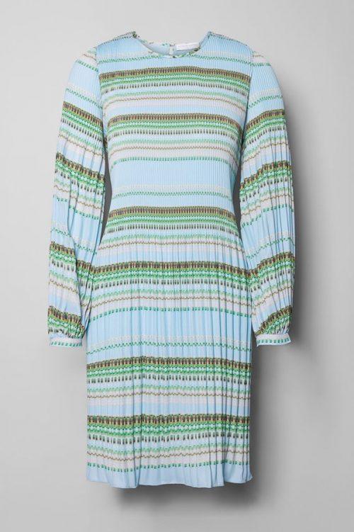 Lyseblå 'mizzoni' kjole Cathrine Hammel - 1074 short miami dress
