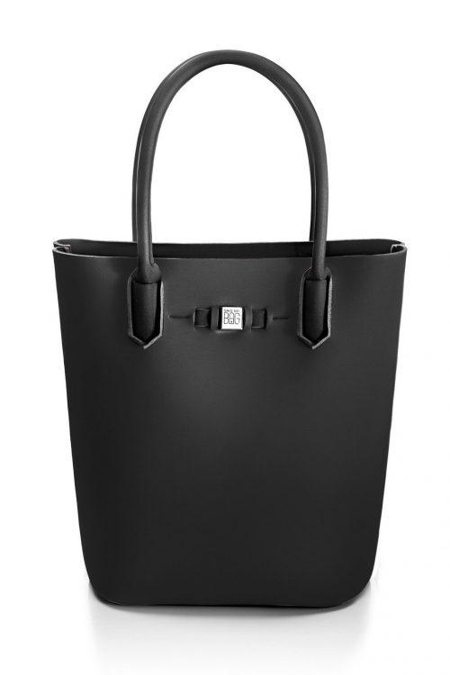 Sort 'Popstar' shopper Save my Bag - 10230N-LY-TU LYCRA NERO