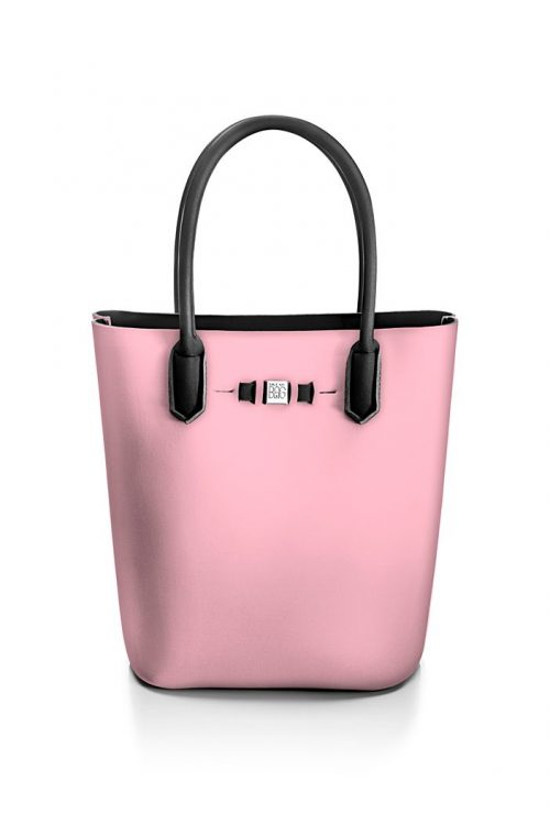 Hollywood 'Popstar' shopper Save My Bag - popstar hollywood barbie pink 320x330x190 mm