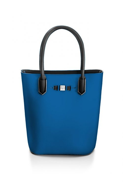 Pacifico 'Popstar' shopper Save My Bag - popstar pacifico azure 320x330x190 mm
