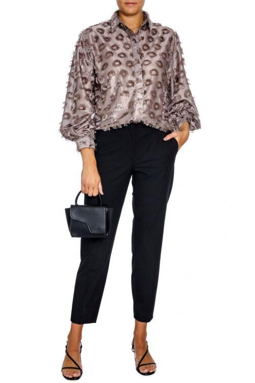 Sandstone skjorte med dots One&Other - freja