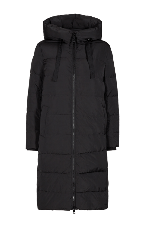 Grå, sort, grønn eller navy dun/fjær boblekåpe Mos Mosh 129610 Nova Down Coat
