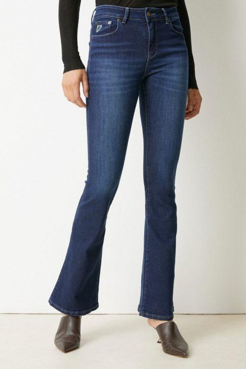 Flare jeans 'Raval' i kvalitet Marconi mist Lois Jeans - 2007-5707 marconi mist L30/L32/L34