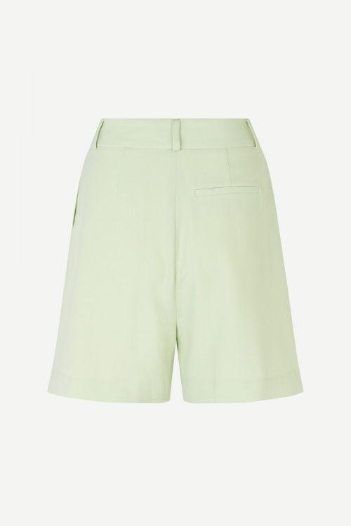 Fog green shorts Samsøe - 13104 fally shorts