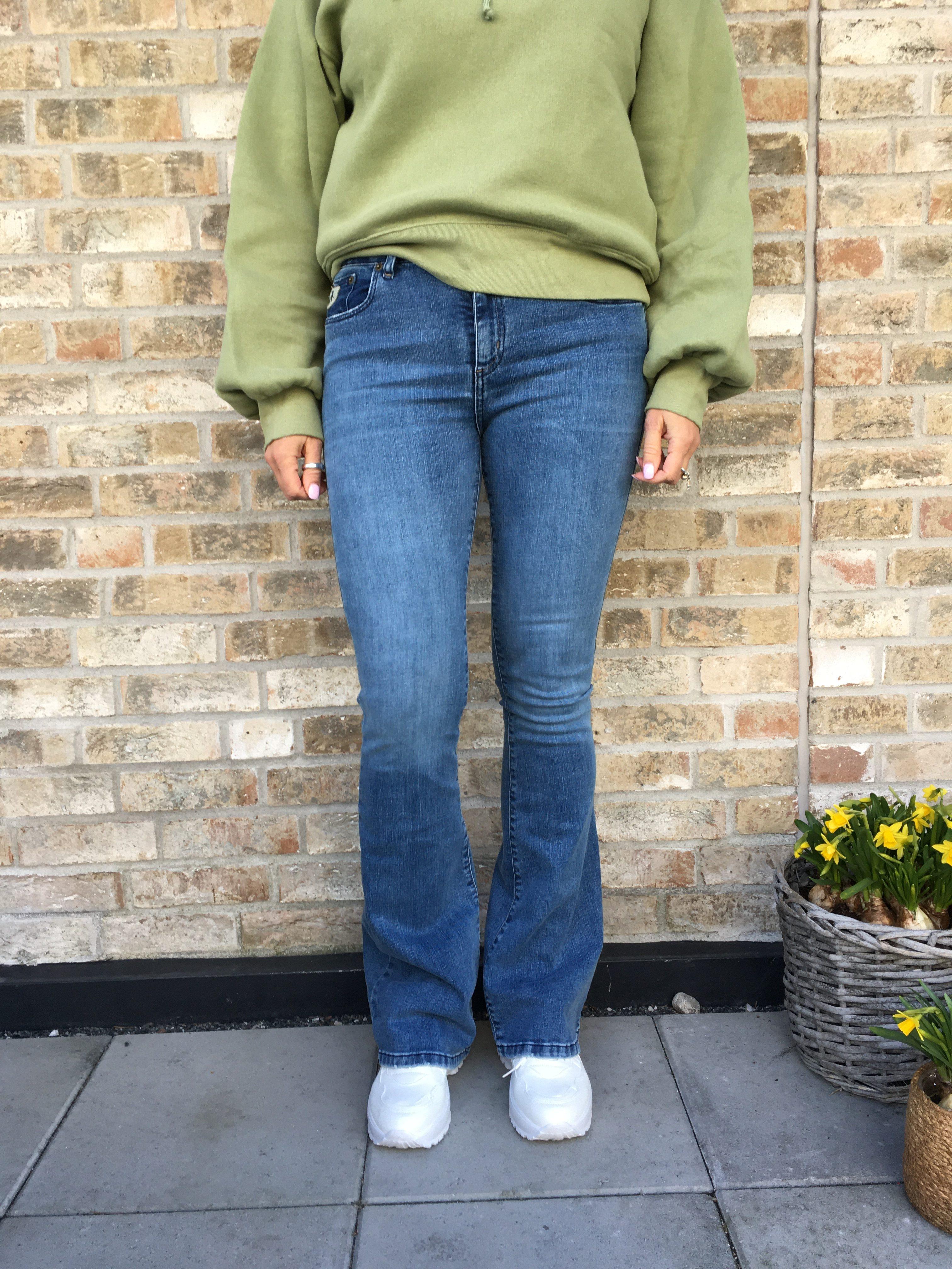 Flare jeans 'Raval' Lois jeans - 2007-5374 Re Ram Cobalt Raval 16