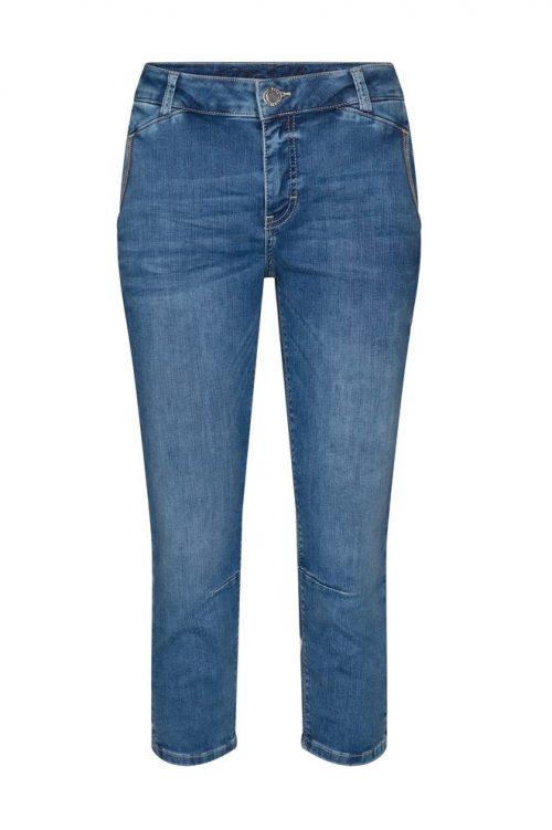 Ankellang jeans med herrelommer Mos Mosh - 138720 Etta Novel Jeans