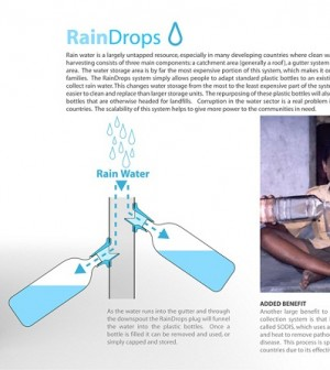 raindops