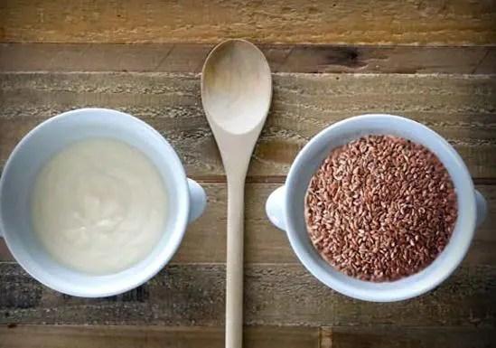pulizia del colon Come pulire il colon e bruciare i grassi con farina di semi di lino e kefir