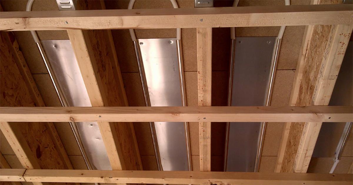 retrofitting underfloor heating solutions