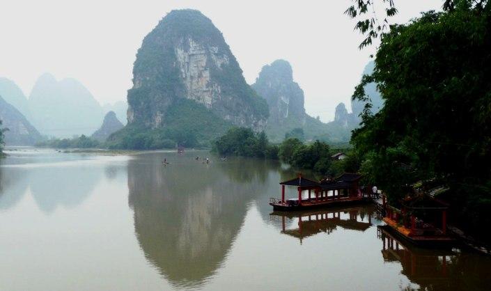 Guilin Li River002