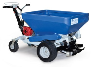 The ECO 250 Self-Propelled Top Dresser