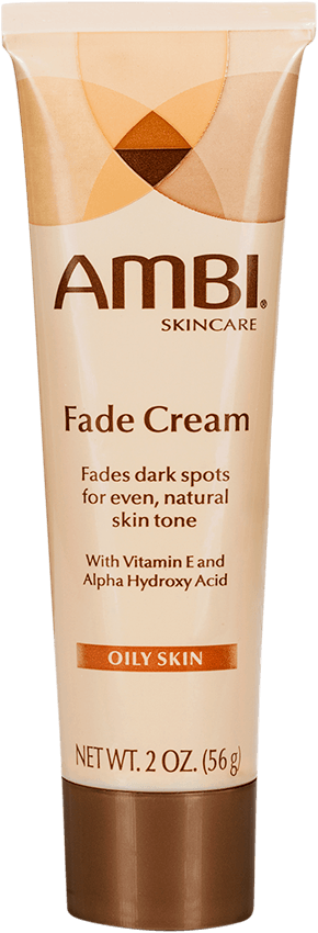 AMBI® Fade Cream for Oily Skin Effectively and safely fades unwanted dark marks