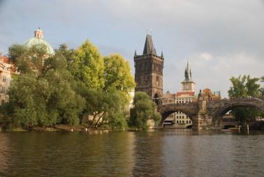 The River Vltava