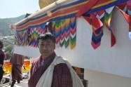 He made Bhutan possible. Thank you J